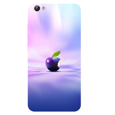 Apple Art Printed Case Cover For VIVO Y66 by Mobiflip