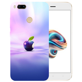 Apple Art Printed Case Cover For Redmi MI A1 by Mobiflip