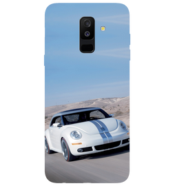 Volkswagen Beetle Printed Case Cover For Samsung A6 Plus by Mobiflip
