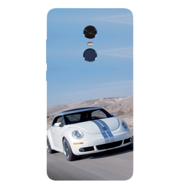 Volkswagen Beetle Printed Case Cover For Redmi Note 4 by Mobiflip