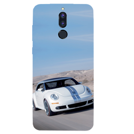 Volkswagen Beetle Printed Case Cover For HONOR P9I by Mobiflip