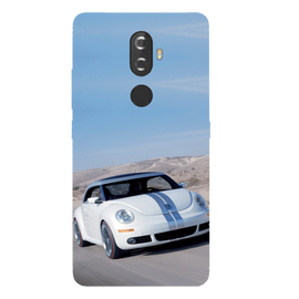 Volkswagen Beetle Printed Case Cover For Lenovo K8 Plus by Mobiflip