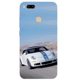 Volkswagen Beetle Printed Case Cover For Redmi MI A1 by Mobiflip