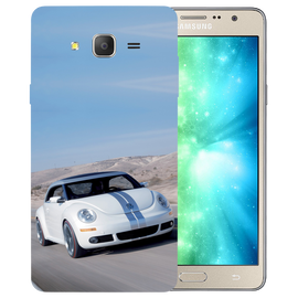 Volkswagen Beetle Printed Case Cover For Samsung J2 2016 by Mobiflip