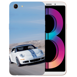 Volkswagen Beetle Printed Case Cover For OPPO A83 by Mobiflip