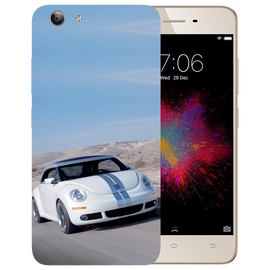 Volkswagen Beetle Printed Case Cover For VIVO Y53 by Mobiflip