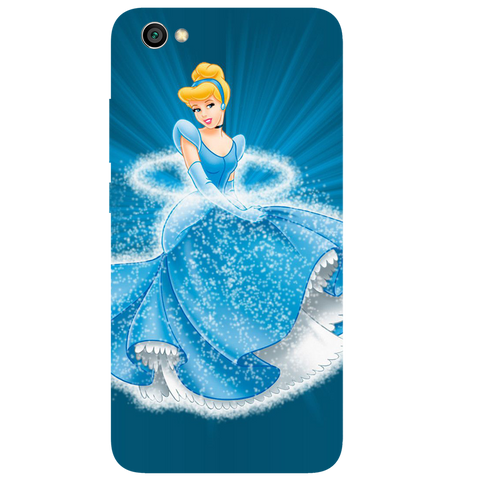 Barbie Angel Printed Case Cover For Redmi Y1 Lite by Mobiflip