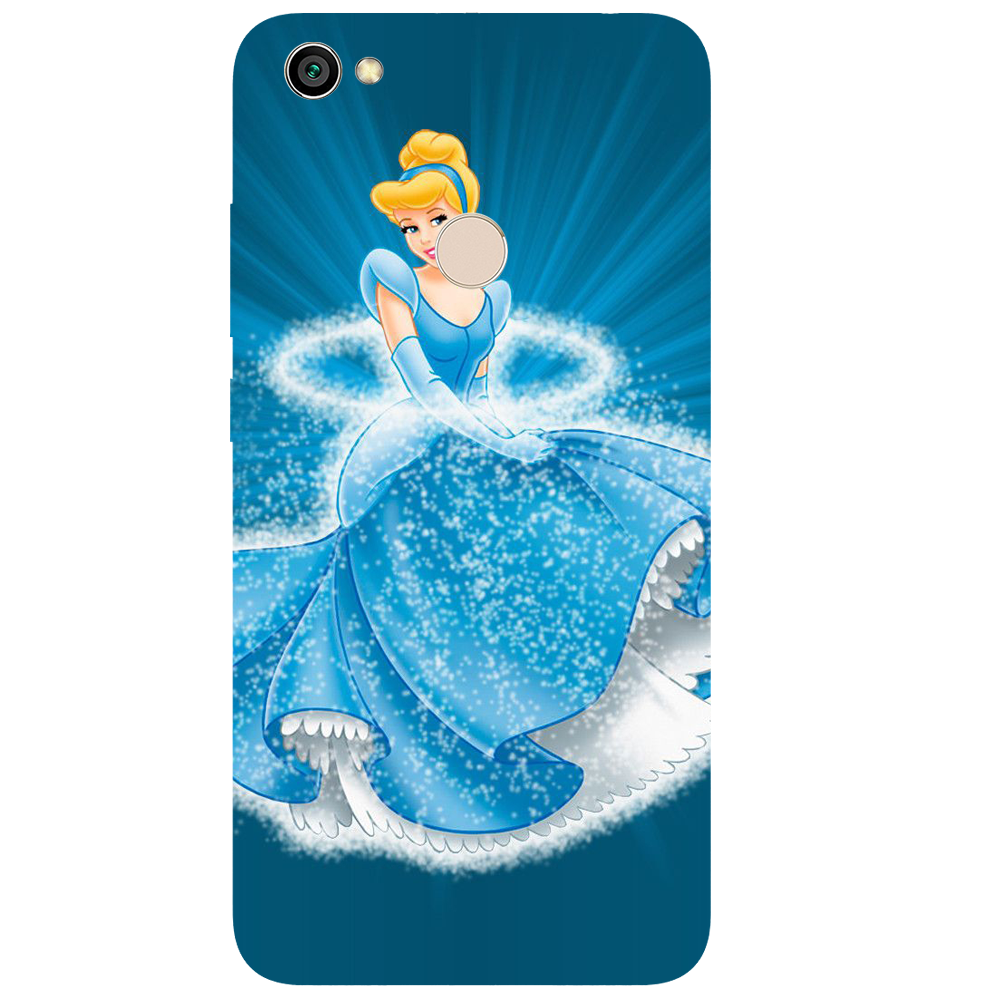 Barbie Angel Printed Case Cover For Redmi Y1 by Mobiflip