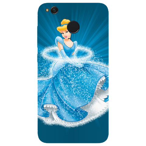 Barbie Angel Printed Case Cover For Redmi 4 by Mobiflip
