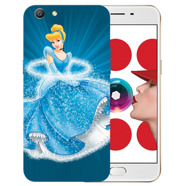 Barbie Angel Printed Case Cover For OPPO A57 by Mobiflip