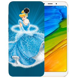 Barbie Angel Printed Case Cover For Redmi 5 Plus by Mobiflip