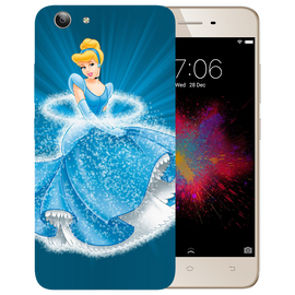 Barbie Angel Printed Case Cover For VIVO Y53 by Mobiflip