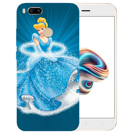 Barbie Angel Printed Case Cover For Redmi MI A1 by Mobiflip