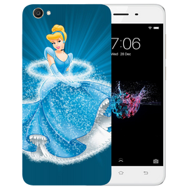 Barbie Angel Printed Case Cover For VIVO Y55 by Mobiflip