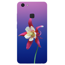 Flowers Printed Case Cover For VIVO V7 Plus by Mobiflip