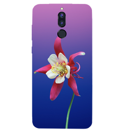 Flowers Printed Case Cover For HONOR P9I by Mobiflip