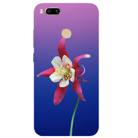 Flowers Printed Case Cover For Redmi MI A1 by Mobiflip