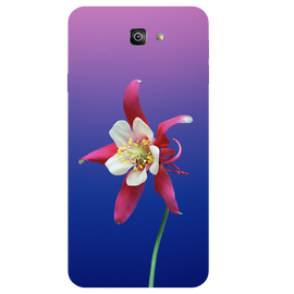 Flowers Printed Case Cover For Samsung J7 Prime 2 by Mobiflip