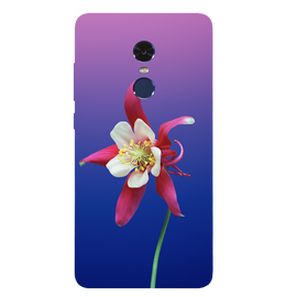 Flowers Printed Case Cover For Redmi Note 4 by Mobiflip