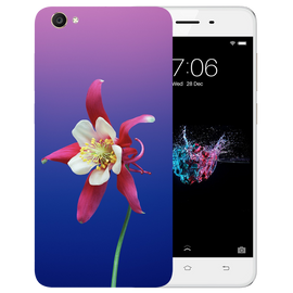 Flowers Printed Case Cover For VIVO Y55 by Mobiflip