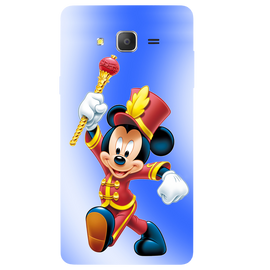Mickey Mouse Printed Case Cover For Samsung J2 2016 by Mobiflip