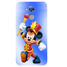 Mickey Mouse Printed Case Cover For HONOR Holly4 by Mobiflip