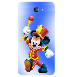 Mickey Mouse Printed Case Cover For Samsung J7 Prime 2 by Mobiflip