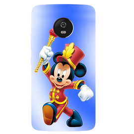 Mickey Mouse Printed Case Cover For Motorola G5 by Mobiflip
