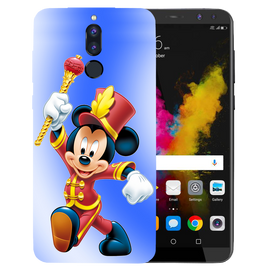 Mickey Mouse Printed Case Cover For HONOR P9I by Mobiflip