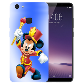Mickey Mouse Printed Case Cover For VIVO V7 Plus by Mobiflip