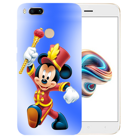 Mickey Mouse Printed Case Cover For Redmi MI A1 by Mobiflip