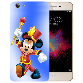 Mickey Mouse Printed Case Cover For VIVO Y53 by Mobiflip