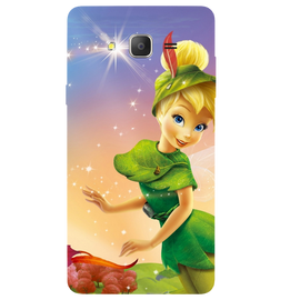Green Doll Printed Case Cover For Samsung J2 2016 by Mobiflip