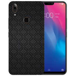 Chicken Art Printed Case Cover For VIVO V9 Youth by Mobiflip