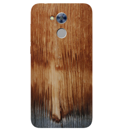 Wooden Art Printed Case Cover For HONOR Holly4 by Mobiflip
