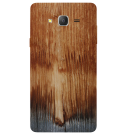 Wooden Art Printed Case Cover For Samsung J2 2016 by Mobiflip