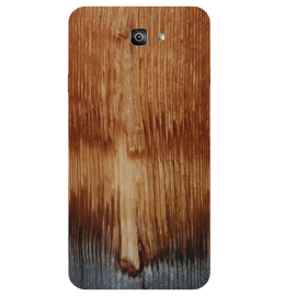 Wooden Art Printed Case Cover For Samsung J7 Prime 2 by Mobiflip