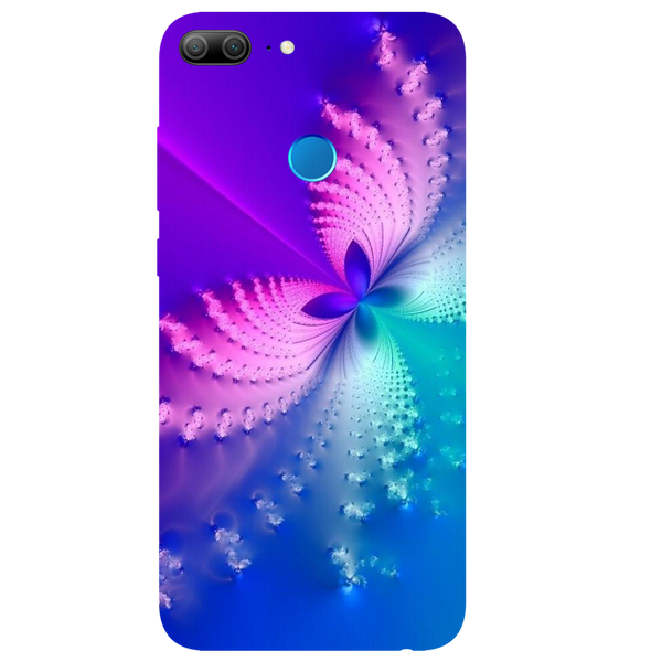 Butterfly Art Printed Case Cover For HONOR 9 Lite by Mobiflip