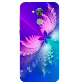 Butterfly Art Printed Case Cover For HONOR Holly4 by Mobiflip