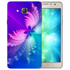 Butterfly Art Printed Case Cover For Samsung J2 2016 by Mobiflip