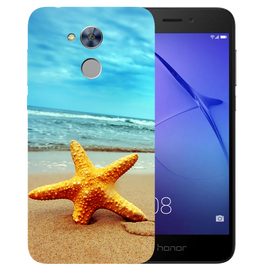 Star Fish Printed Case Cover For HONOR Holly4 by Mobiflip