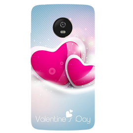 Valentines Day Printed Case Cover For Motorola G5 by Mobiflip