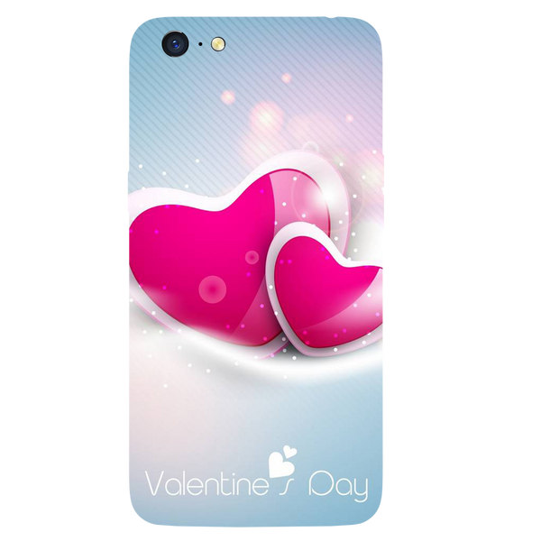 Valentines Day Printed Case Cover For OPPO A71 by Mobiflip