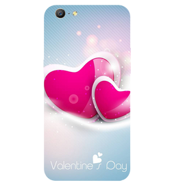 Valentines Day Printed Case Cover For OPPO A57 by Mobiflip