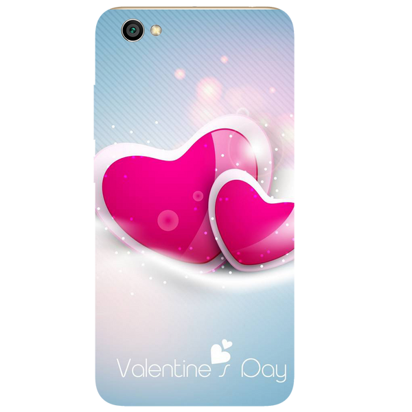 Valentines Day Printed Case Cover For Redmi Y1 Lite by Mobiflip