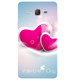 Valentines Day Printed Case Cover For Samsung J2 2016 by Mobiflip