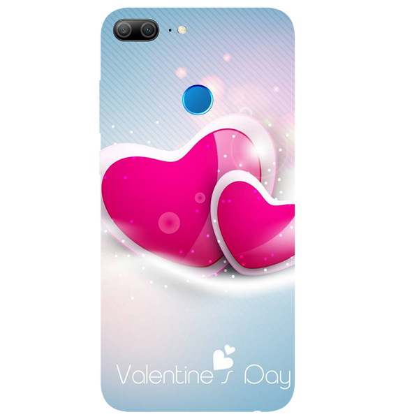 Valentines Day Printed Case Cover For HONOR 9 Lite by Mobiflip