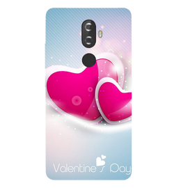 Valentines Day Printed Case Cover For Lenovo K8 Plus by Mobiflip