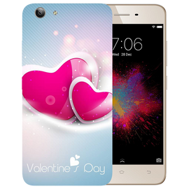 Valentines Day Printed Case Cover For VIVO Y53 by Mobiflip