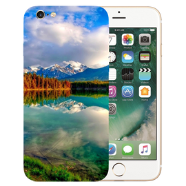 Nature Poster Printed Case Cover For iPhone 6 by Mobiflip
